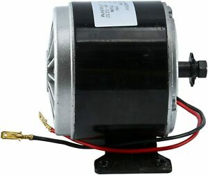 Dc24v 350w 2700rpm Permanent Magnet Motor Electric Motor Generator Us Ship New