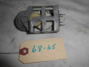 1968 Dodge Coronet 440 4 door Panel Dome Light Dimmer Switch Original Part