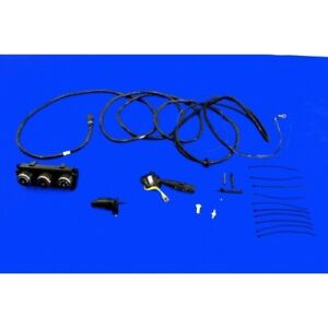 2011 2013 Jeep Wrangler Hard Top Wiring Package W o Heated Mirrors