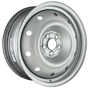 New 16x6 5 Silver Steel Wheel For 1998 2011 Subaru Forester 560 68700