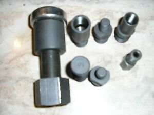 St 386 5 Pulley Installer And Adaptors