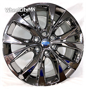20 Inch Chrome Pvd Ford F150 Oe 10003 Replica Rims Fits Expedition 6x135 44 New