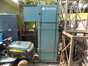 Airflow Systems Dust Mist Collector Torit