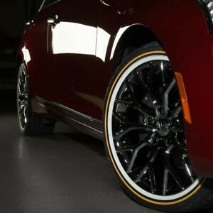 4 New 305 40 22 114h Vogue Tires Custom Built Tyres Mustard Mayo Low Profile