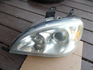 02 05 Mercedes Ml500 Driver Hid Xenon Headlight