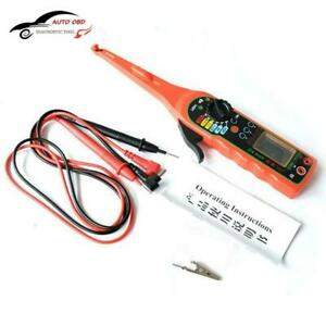 Multi function Electric Automotive Circuit Tester Multimeter Lamp Car Repair Aut