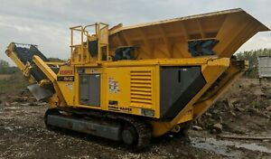 2010 Rubblemaster Rm80 Concrete Crusher Recycling