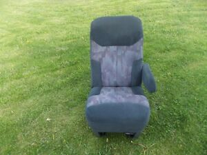 1996 Dodge Ram 2500 Van Rh Passenger Front Cloth Captains Chair Seat Oem