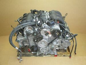 01 Boxster Rwd Porsche 986 Complete Engine 2 7 Motor M96 22 M96 22 52 148