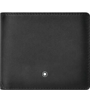 Montblanc 118355 Meisterst ck Sfumato Wallet 4cc With Coin Pocket