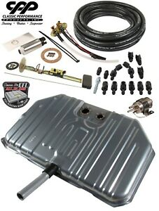 1971 72 Chevy Monte Carlo Ls Efi Fuel Injection Notched Gas Tank Conversion Kit