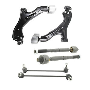 Front Lower Control Arm Tie Rod End For 2005 2007 Chevy Equinox Pontiac Torrent