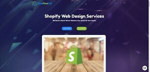 Premium Shopify Ecommerce Site Reseller Business High Turnover