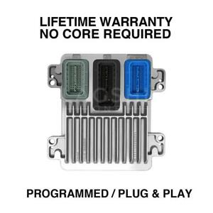 Engine Computer Programmed Plug Play 2006 Chevy Trailblazer Pcm Ecm Ecu