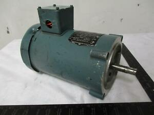 Reliance Electric P56h1441 1 Hp Motor Frame 56c T120459