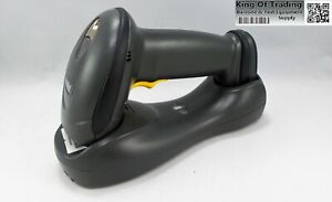 Motorola Symbol Ds6878 Cradle Wireless 2d Barcode Scanner Bluetooth New Batt