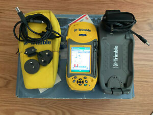 Trimble Geoexplorer 2008 Series Gps Data Collector Pn 97000 50