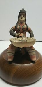 American Indian Native Old Pottery