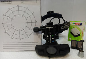 Wireless Indirect Ophthalmoscope 20 Lens Accessories Ophthalmology