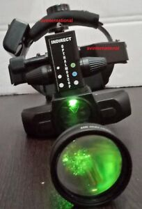 Rechargeable Wireless Indirect Ophthalmoscope With 20 Lens Free Shipping
