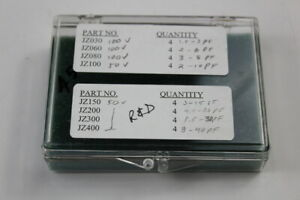 R D Capacitor Kit 1 5 3pf To 8 40pf