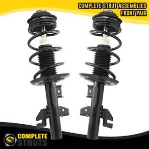 For 2013 2016 Dodge Dart Front Quick Complete Struts Coil Spring Assemblies