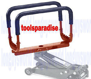 Auto Body Floor Jack Door Hanger Painting Rack Bumper Holder Glass Padded Stand