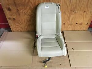 2008 Volkswagen Eos Convertible Front Left Driver Seat Leather W Switch Oem