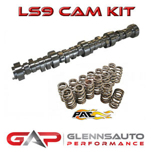Chevrolet Performance Ls9 Zr1 Camshaft 12638427 Kit W Pac Racing Springs