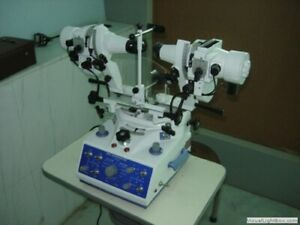 Synoptophore Optometry Equipment Ophthalmology Equipment White Colour