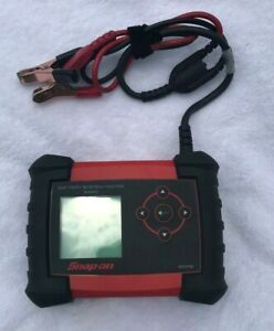 Snap On Tools Battery And Charging System Tester Eecs150 Works Great