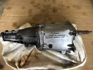 1969 Muncie M20 4 Speed Transmission Wide Ratio 3925660 Rare Early 69 Build Date