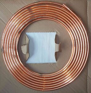 Cambridge lee 3 8 X 60 Ft Soft Coil Type L Copper Tube Tubing usa Save 2