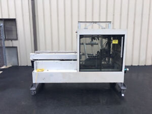 Durable Packaging Automatic Case Erector Bottom Taper Model Ca 1800 R Video