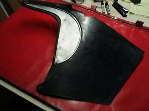 Corvette 1958 Left Kick Panel Complete Will Fit 1959 1962 Too