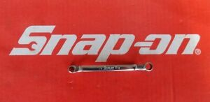 Snap On Tools 1 4 X 5 16 Short Handle 60 Offset Double Box Wrench Xso810 Mint