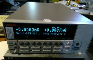 Keithley 2502 Dual Channel Picoammeter Low Current Measurement