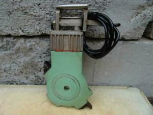 Mcelroy 28 Pipe Fusion Machine Heating Iron Heater Works Fine
