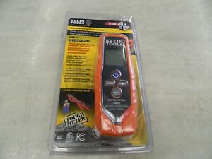 Klein Tool Et250 Ac dc Voltage continuity Tester new opened
