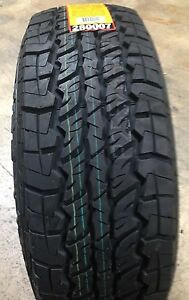2 New 265 70r17 Kenda Klever At Kr28 265 70 17 2657017 R17 All Terrain A T 4ply