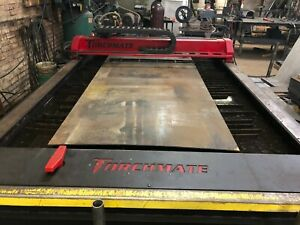 Torchmate X Table With Hypertherm Powermax 1000 G3 Series