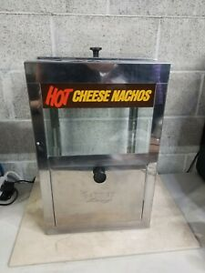 Nacho Station Commercial Nacho Chip Warmer Countertop Machine Server Not Working