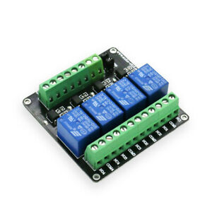 4 Channel Relay Module For Arduino Or Raspery Pi