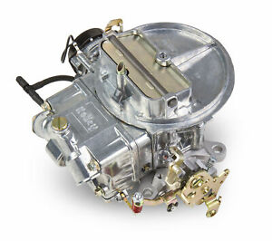 Holley 0 80500 Carburetor 2300 Street Avenger 2 Barrel 500cfm Flange Electric