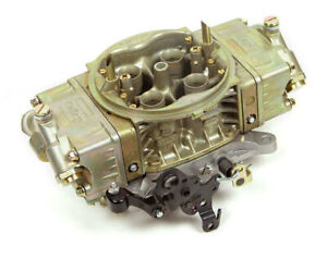Holley 0 80511 1 Carburetor 4150 Hp 4 barrel 830cfm Mech Sec Dual Chromate