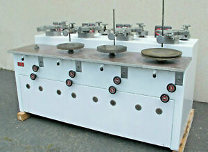 Strasbaugh Model 6y 4 Precision Optics Polisher Lens Lapping Grinder 4 Spindles