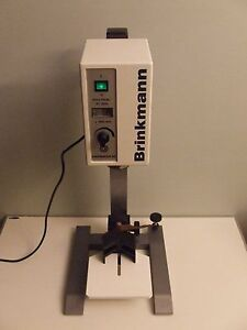 Brinkmann Kinematica Polytron Pt Mr 3000 Homogenizer With Stand