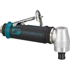 Dynabrade 48315 4 Hp Right Angle Die Grinder 12 000 Rpm Geared Rear Exhaust