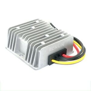 Waterproof Car Voltage Stabilizer Dc dc Buck Boost Converter Module Dc 12v 24v