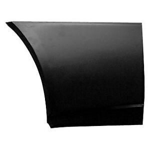 For Chevy Camaro 67 68 Passenger Side Lower Quarter Panel Patch Front Section